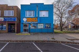 GREAT INVESTMENT OPPORTUNITY! IDEAL FOR LIVE AND WORK OR RENT!