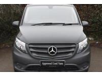 2017/17 plate Mercedes-Benz Vito 114 Compact