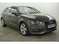 2013 Audi A3 TDI SPORT Diesel grey Manual