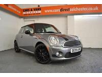 2009 Mini 1.6 Cooper Graphite £133 A Month £0 Deposit
