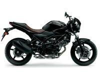 NEW SUZUKI SV650 X 2020 BLACK CAFE RACER RETRO BIKE | BRAND NEW | £500 OFF!!