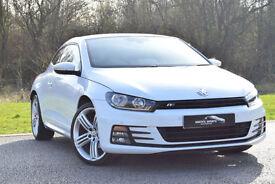 Volkswagen Scirocco 2.0TDI ( 150ps ) ( BMT ) 2015MY R-Line