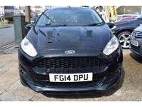 BAD CREDIT CAR FINANCE AVAILABLE 2014 14 FORD FIESTA 1.0 ZETEC S