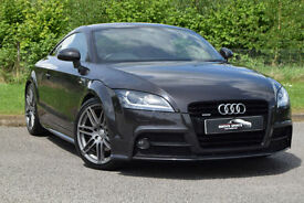 Audi TT Coupe 2.0TDI quattro 2012MY Black Edition