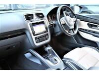 2011 Volkswagen Eos 2.0 TSI Exclusive Cabriolet DSG 2dr Petrol blue Semi Auto