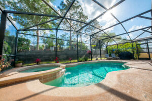 DISNEY HOME FOR RENT-SLEEPS 10-SPA-POOL-MINS FROM DISNEY WORLD!!