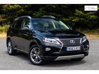 Lexus RX 450h 3.5 ( 249bhp ) 4X4 CVT 2013MY Luxury