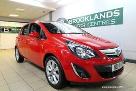 Vauxhall Corsa EXCITE 1.2i 16v VVT [2X SERVICES, LEATHER and HEATED SEATS]
