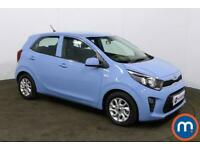 2018 Kia Picanto 1.0 2 5dr Hatchback Petrol Manual