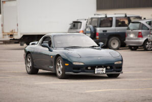 1993 Mazda RX-7 FD Twin Turbo Rotary - Right Hand Drive JDM RHD