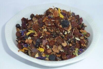 Wildfrüchtetee Früchtetee natürlich Pur nicht aromatisiert (Natürliche Tees)