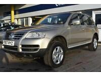 2007 57 VW TOUAREG 3.2 V6 SPORT AUTOMATIC GOOD AND BAD CREDIT CAR FINANCE