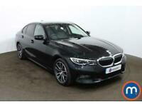 2020 BMW 3 Series 320i Sport 4dr Step Auto Saloon Petrol Automatic