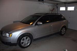 2003 Audi A4 1.8T Wagon