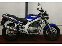 SUZUKI GS500 ** Low Mileage - All Keys and Books - Centre Stand **