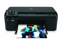 HP Photosmart D110 Printer