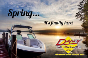 Get Your Boat Ready For The Water! Marine Service & Accessories