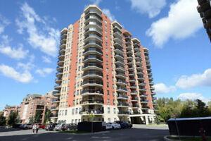 Très jolie grand penthouse 3 1/2 à louer - Villa Latella - Laval