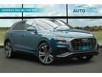 2020 Audi Q8 3.0 TFSI V6 55 S line Tiptronic quattro (s/s) 5dr