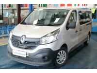 2017 Renault Trafic LL29 ENERGY dCi 125 Business 9 Seater MPV Diesel Manual