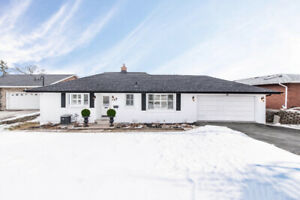 Renovated Ranch Bungalow for Sale
