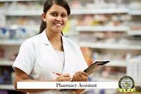 Become a Certified Pharmacy Assistant - Job Opportunities!