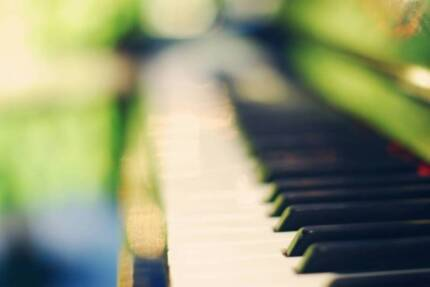 Piano & Singing Lessons