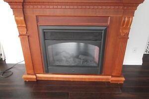 CABINET ELECTRIC FIREPLACE