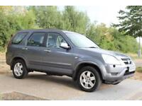 2004 Honda CR-V 2.0 i-VTEC auto Executive 4X4, FSH, SAT-NAV, SUN-ROOF, 2 KEYS