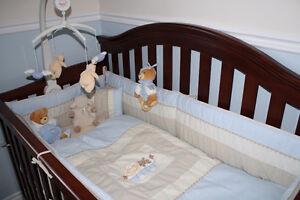 Literie pour chambre de bébé - Collection La Libellule