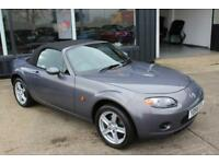 Mazda MX5,Only 27,000, Full Mazda History,S/S Exhaust,Chrome Hoops,1yr RAC Cover