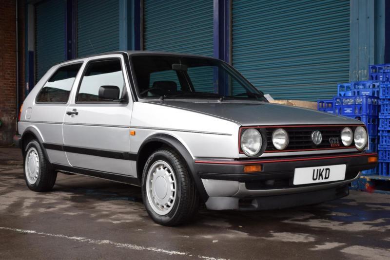 Vw Volkswagen Golf Mk2 Gti 16v 3dr 1 8 Silver 1988 Now Sold In Temple Meads Bristol Gumtree