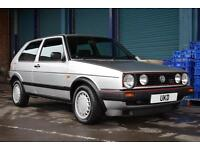 VW VOLKSWAGEN GOLF MK2 GTI 16V 3DR 1.8 SILVER 1988 NOW SOLD