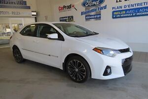 Toyota Corolla TYPE S CUIR. TOIT. MAGS. 2014