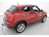 2013 NISSAN JUKE 1.6 Acenta 5dr CVT [Premium Pack] Auto