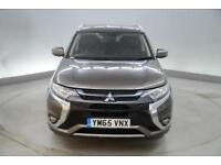 Mitsubishi Outlander 2.0 PHEV GX3h+ 5dr Auto [Leather]