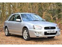 Subaru Impreza 2.0 auto GX