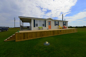 42 Sweet Pea Lane water view cottage PEI Canada