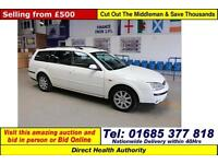 2003 - 03 - FORD MONDEO 2.0TDCI ZETEC ESTATE 5 DOOR ESTATE (GUIDE PRICE)