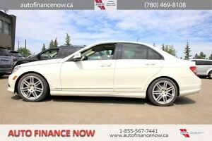 2009 Mercedes-Benz C350  Own me for only $129.77 Biweekly!