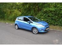 2010 Ford Fiesta 1.4 Auto Zetec £120 A Month £0 Deposit
