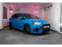 2016 Ford Focus 2.3 RS AWD NITROUS BLUE SPECIAL PEARL ULTRA CHERISHED BY PETE S