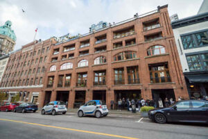 New Listing in heart of yaletown 550 Beatty St.