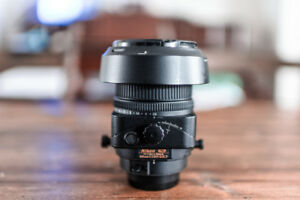 Nikon PC-E 45mm f/ 2.8 Tilt Shift lens