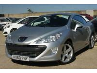2010 PEUGEOT 308 1.6 CC ALLURE 1 LADY OWNER FROM NEW + JUST SERVICED + LOW MILES