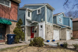 Immaculate 3BR Home Near Fairview Mall Don Mills Subway