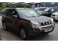 Nissan X-Trail TEKNA DCI DIESEL MANUAL 4X4