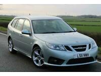 2011 Saab 9-3 1.9 TTiD 160 SE 5dr Auto ++GRIFFIN MODEL++ ESTATE Diesel Automatic
