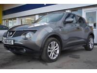 2011 61 Nissan Juke 1.6 GOOD & BAD CREDIT CAR FINANCE AVAILABLE