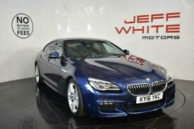 image for 2016 BMW 6 Series 640d M Sport 4dr Auto Saloon Diesel Automatic